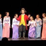 Gaston & his silly girls